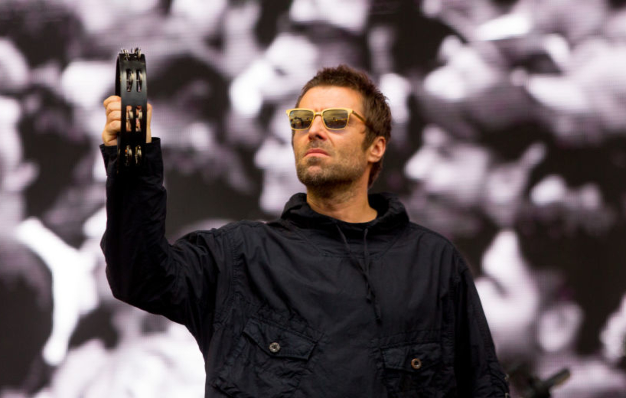 Liam Gallagher no participará en (What's The Story) Morning Glory