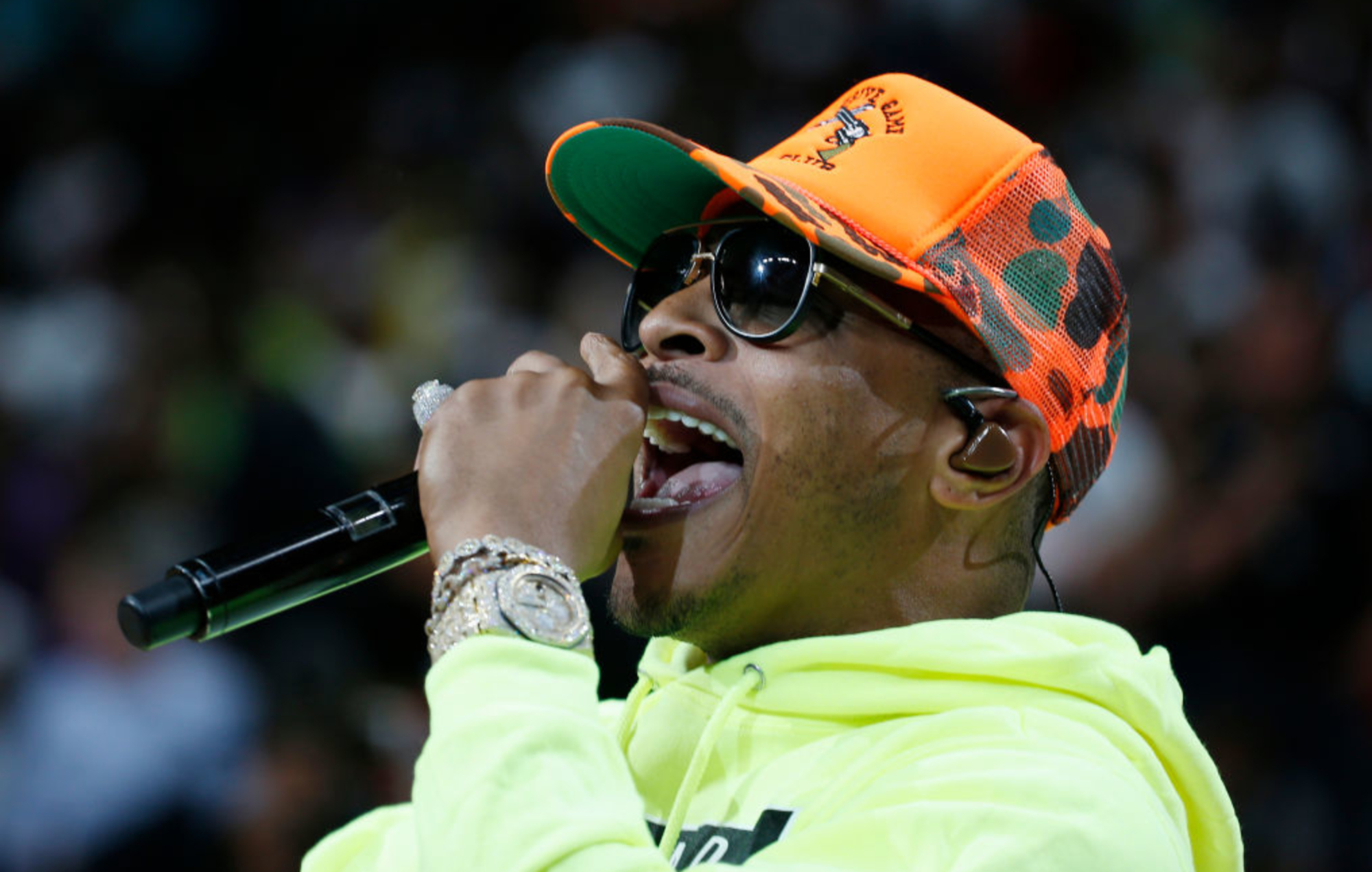 T.I. anuncia el nuevo álbum 'The Libra (The Legend Is Back Running Atlanta)'.