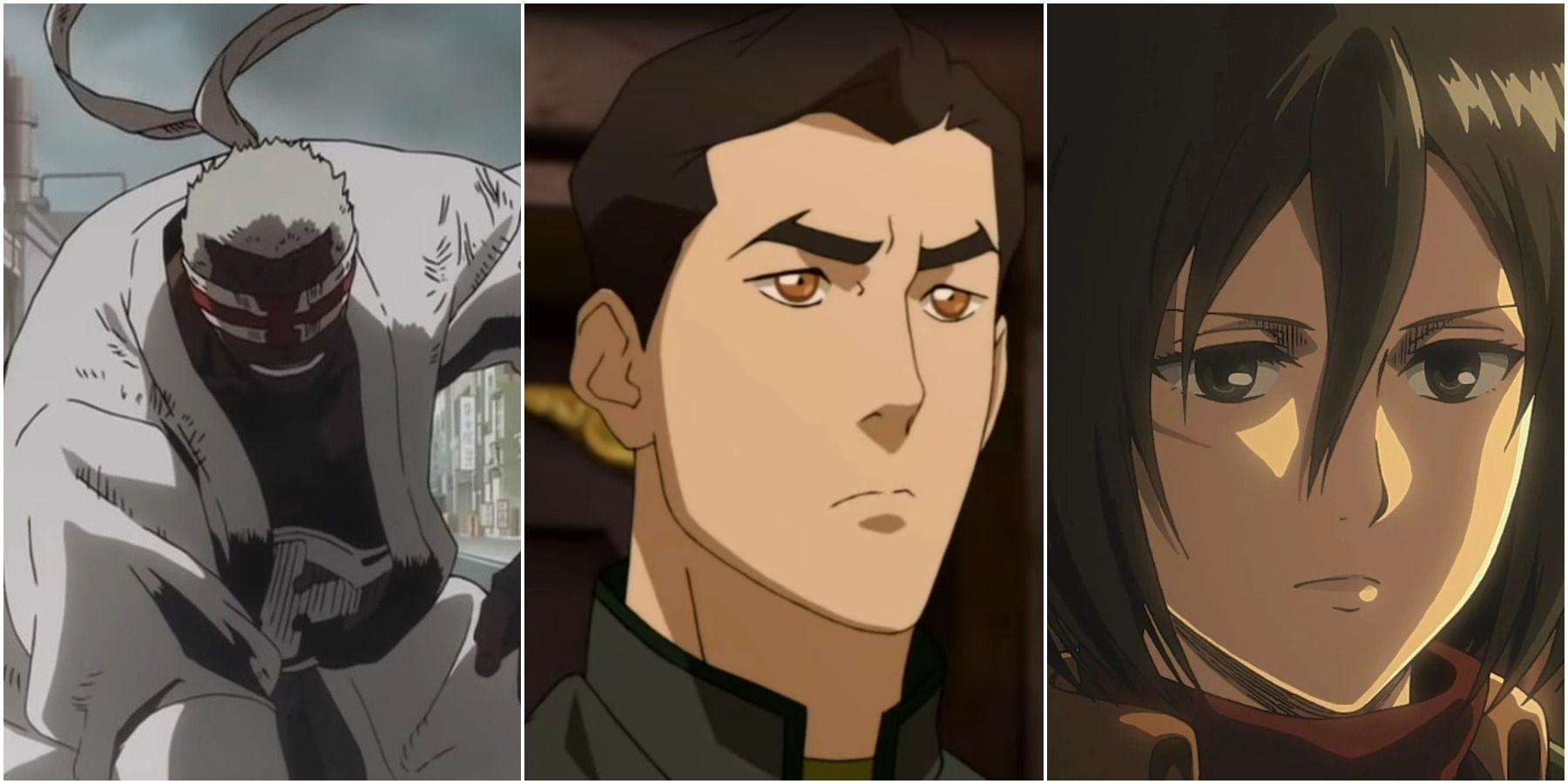 La leyenda de Korra: 5 personajes de anime que Mako puede