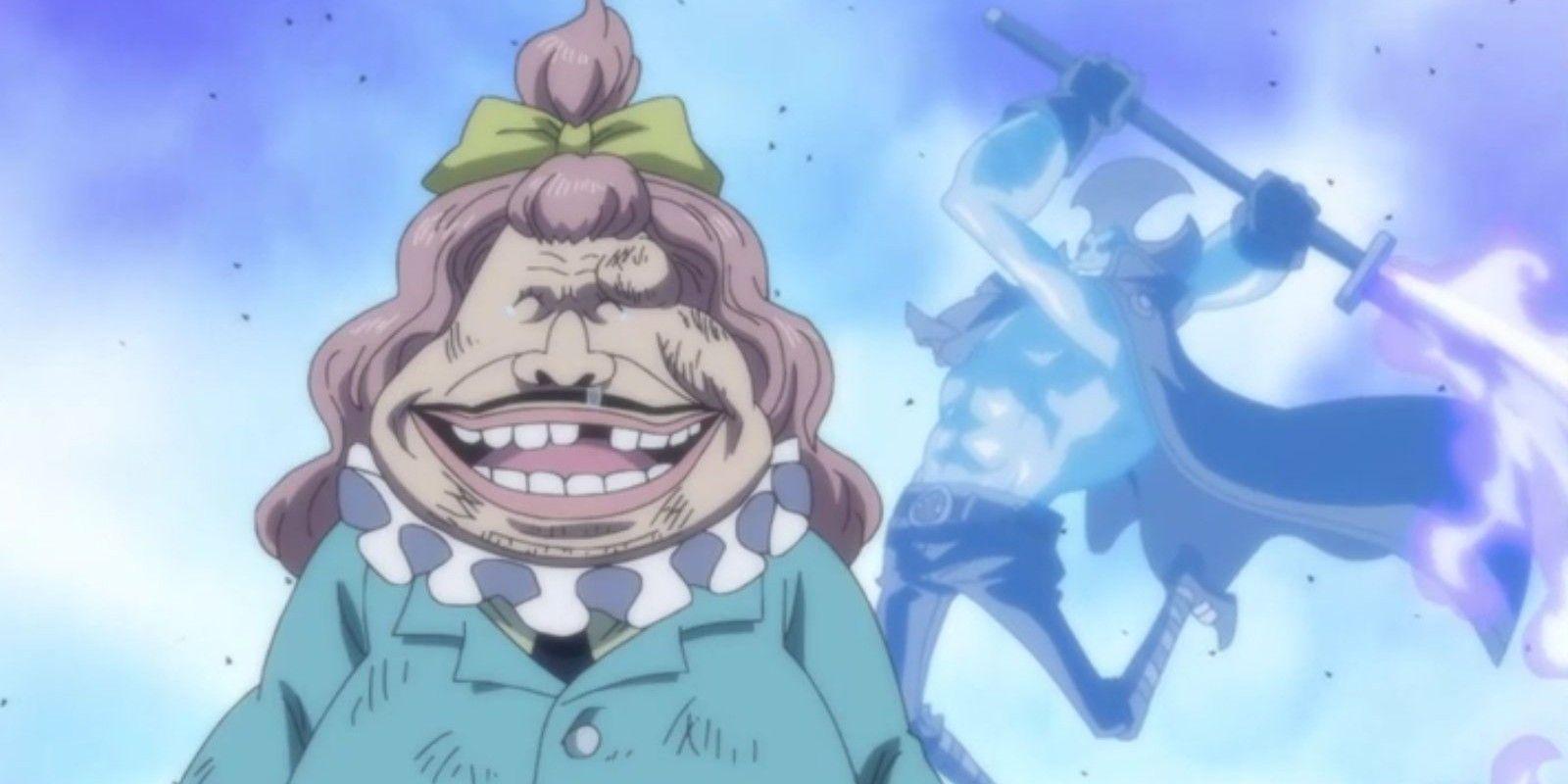 One Piece: personajes que deberían haber muerto, pero ...