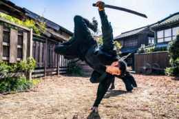 First look at Snake Eyes offers samurai swords and a taste of GI Joe
