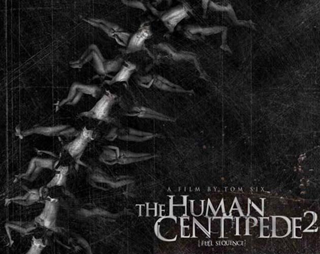 El ciempiés humano 2