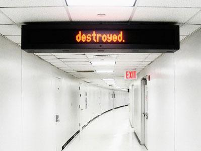 Moby lanzará una reedición de 'Destroyed' el próximo 31 de octubre