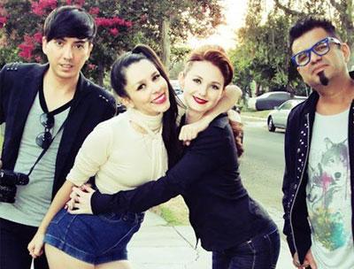Belanova estrena un nuevo vídeoclip junto a Lena Katina