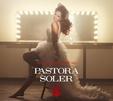Pastora Soler publica su nuevo álbum de estudio, 'Una mujer como yo'