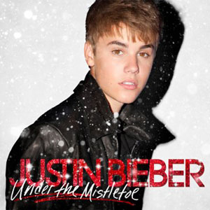 Justin Bieber publica su primer álbum navideño, 'Under The Mistletoe'