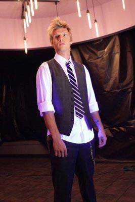 Nick Carter estrena el vídeoclip de su nuevo single, 'Burning Up'