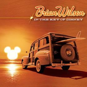 Brian Wilson ha grabado un disco con canciones de Disney