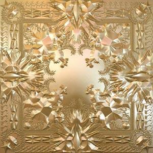 Kanye West y Jay-Z publican su álbum conjunto, 'Watch The Throne'