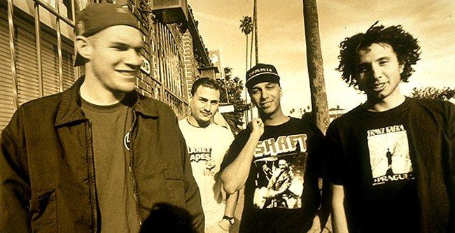 El supuesto primer concierto de Rage Against The Machine: ya eran maravillosamente buenos en 1991
