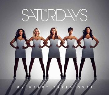 The Saturdays estrenan su nuevo single, 'My Heart Takes Over'