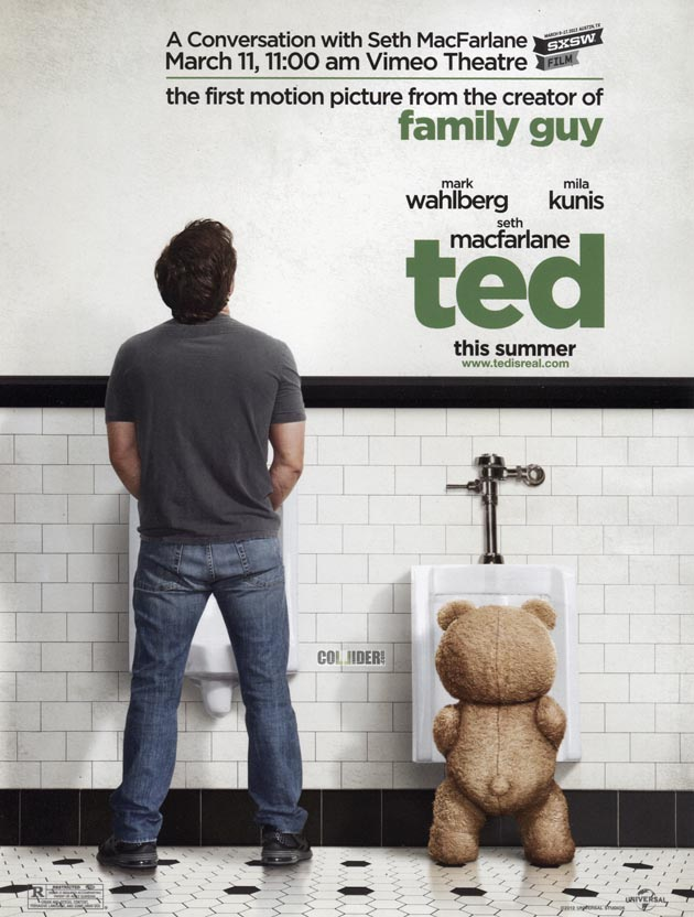 Ted, El oso pelmazo (Película) Ted-movie-p